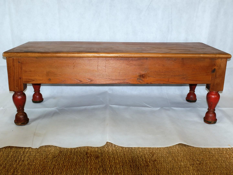Vecchio tavolino da salotto in teak arredamento etnico - Tavolino salotto etnico ...