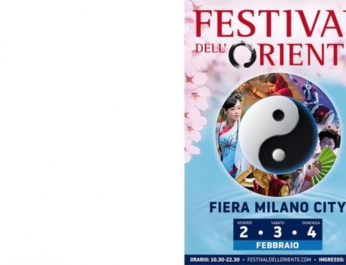 Festival Dell'Oriente – Milano 2/3/4 Feb 2018